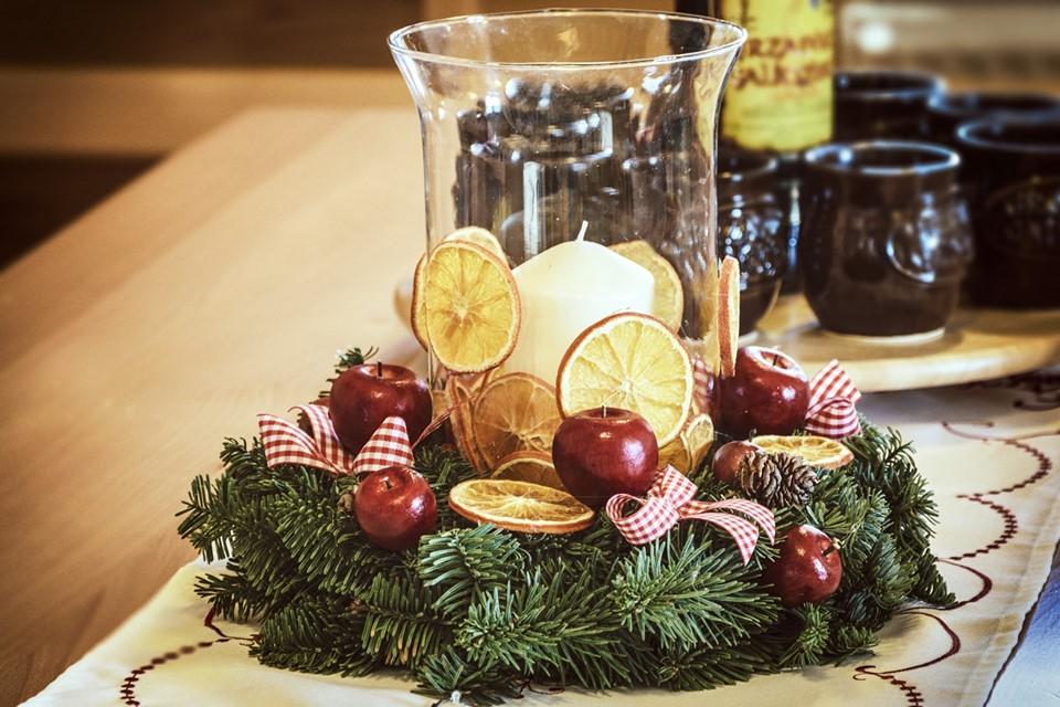 Christmas Table Decoration Workshop – Thursday, 19th December, 2019