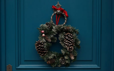 SOLD OUT! Christmas Wreath Making – Saturday 30th November, 2019