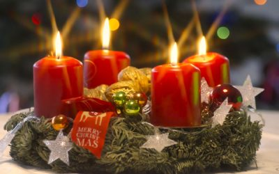 Christmas Table Decorations – 17th December 2020