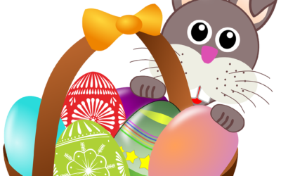 Childrens Easter Basket Wednesday 15th April 2020